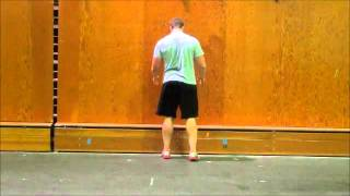 Leg Swings   Side to Side + Front to back