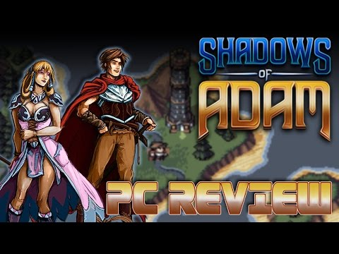 Daria Reviews Shadows of Adam [PC Demo] - New Turn-Based RPG Now Greenlight on Steam