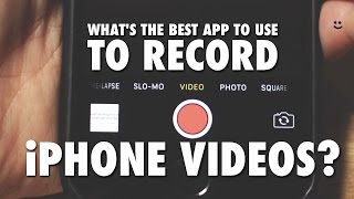 Video What's the Best App to Use to Record iPhone Videos? download MP3, 3GP, MP4, WEBM, AVI, FLV Juni 2018