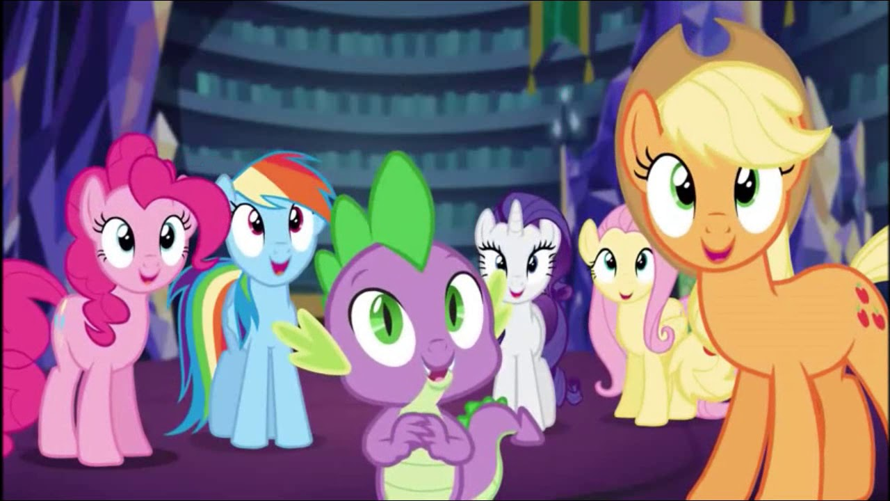 My Little Pony The Disney Chronicles Snow White And The Seven Dwarfs Trailer Youtube