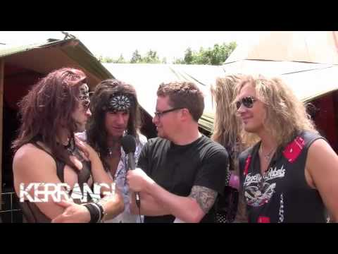 Kerrang! Download Podcast: Steel Panther