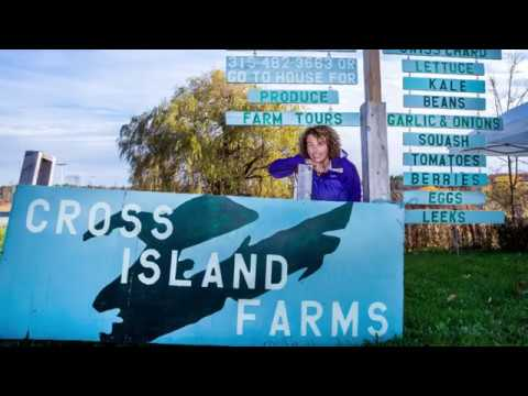 Dani Baker & Cross Island Farms