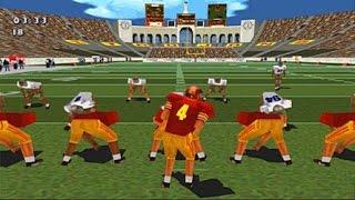NCAA Gamebreaker 98 PS1/ PSX Widescreen @ 60fps PCSXR-PGXP (1997)