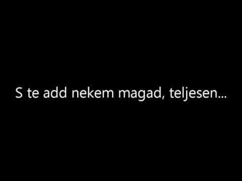 John Legend - All of me (Magyar felirattal)