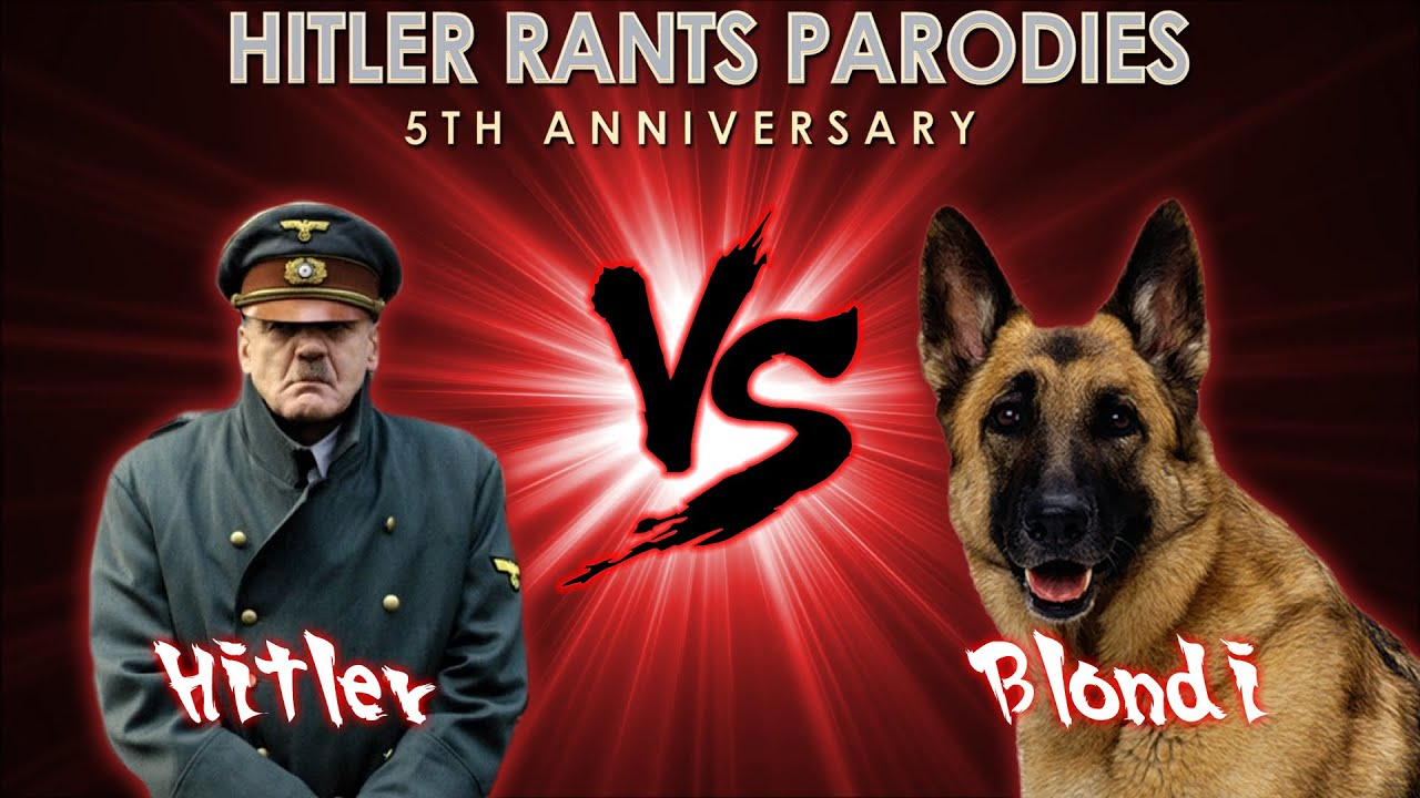 Hitler Vs Blondi