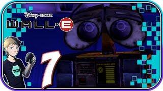 WALL-E PS3 - Part 7: I WON THE LENS FLARE!