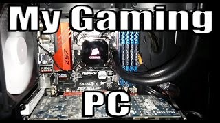 My Gaming Setup: PC & Accessories w/ Tour