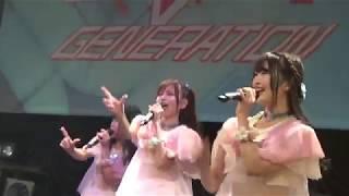 Ange☆Reve / Lovey! 2017/08/13 アイドルジェネレーションVol.50 東京キ...