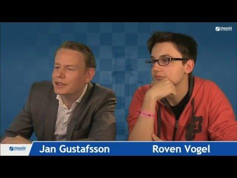 Geschwätzblitz mit Jan Gustafsson & Roven Vogel