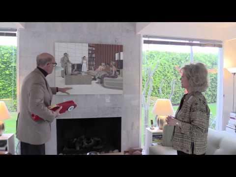 Rancho Mirage Mayor Iris Smotrich Interviews Library Director David Bryant