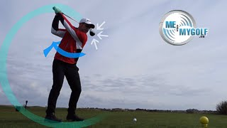 MY GOLF SWING | PETER FINCH