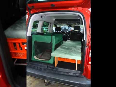 Camper Peugeot Partner Tepee Berlingo Xtr