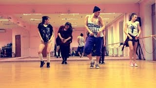 """""""PARTITION/YONCE"""" - BEYONCE   choreography (Dance) by ANDREW HEART"""