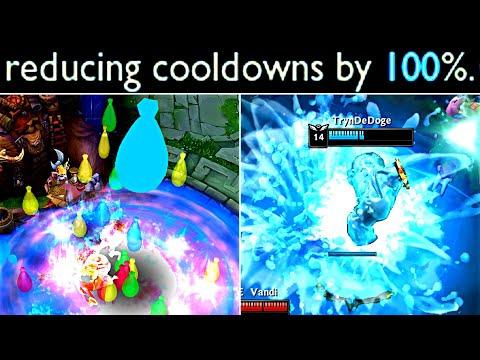 100% CDR Bug! (Best of League of Legends)