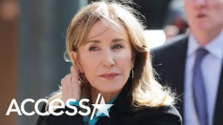 Felicity Huffman Begins 14-Day Prison Sentence For College Admissions Scandal