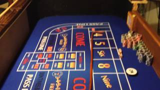 Diy Build Craps Table Video 4