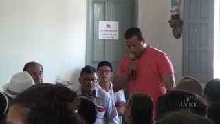 Pronunciamento Arimateia Costa - Líder Comunitário