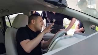 Провокация полиции - как я посмел!