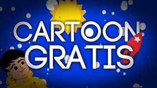 CARTOON DORGAS TEMPLATE! #2- FAÇO CARTOONS GRÁTIS