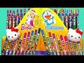 Barbie Doraemon Pencils collection, Hello Kitty Pencil Sharpener