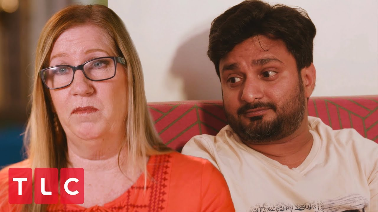 Sumit Rejects Jenny's Ring! | 90 Day Fiancé: The Other Way