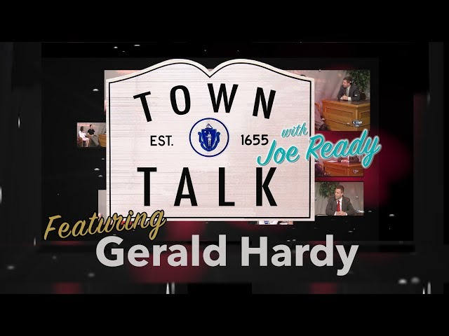 Town Talk featuring Gerald Hardy - March 11, 2019