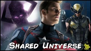 Marvel & FOX to announce a Shared Universe Theory & Evidence
