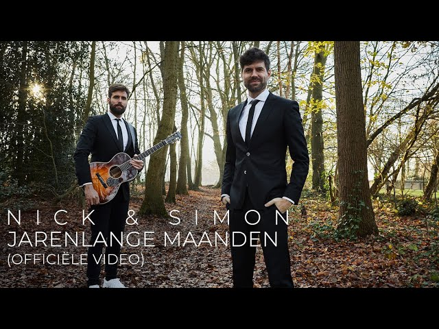 VIDEOCLIP: Nick & Simon - Jarenlange maanden