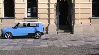 Trabant nt (newTrabi) in Zwickau