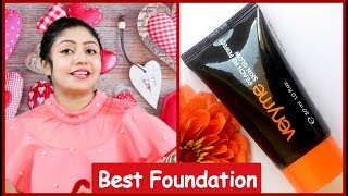 Very me peach me glow perfect foundation Review Oriflame Product Best Foundation