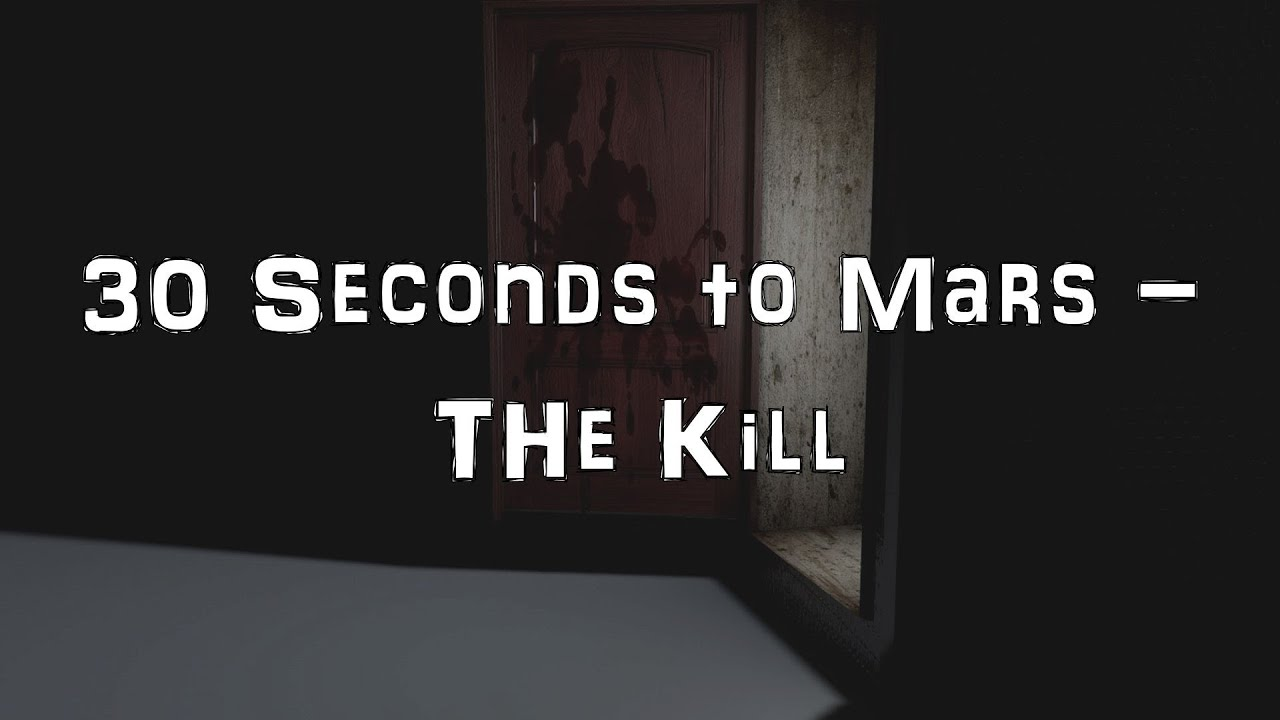 30 Seconds to Mars - The Kill [Acoustic Cover.Lyrics ...