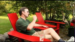Pete Schoonmaker Handcrafted Adirondack Westport Chairs