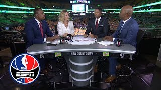Should the Thunder be worried about their start? | NBA Countdown | ESPN