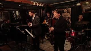 Ricardo Grilli, Chris Potter, Taylor Eigsti, Joe Martin and Eric Harland at Smalls Jazz Club