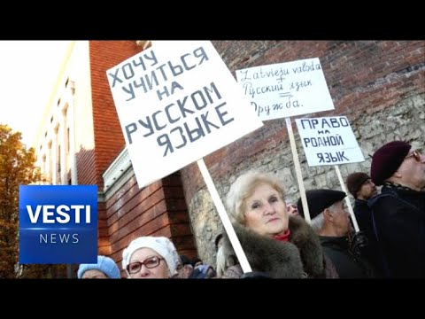 """Anti-Russian """"Reforms"""" in Riga: Education Sector Discrimination Results in Mass Protests"""