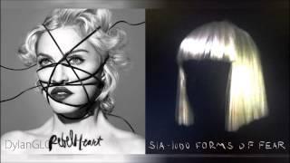 Elastic Love | Sia & Madonna Mashup!