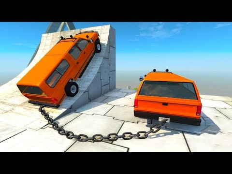 High Speed Jumps/Crashes BeamNG Drive Compilation #6 (Beamng Drive Crashes)