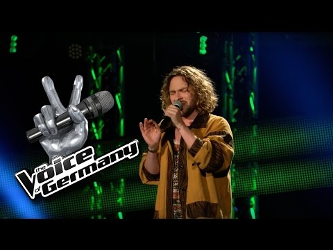 The Book of Love - Peter Gabriel | Neo Kaliske Cover | The Voice of Germany 2016 | Blind Audition