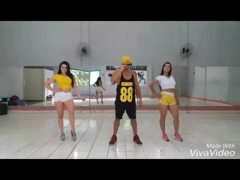 Banda Vingadora - Novo Desafio (coreografia)