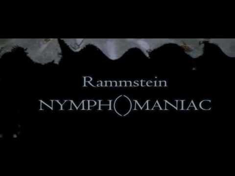 Rammstein Nymphomaniac