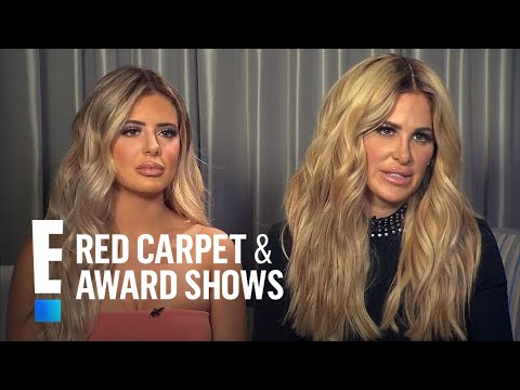 Did Kim Zolciak-Biermann's Daughter Really Get a Nose Job? | E! Live from the Red Carpet