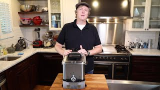T-Fal EZ Clean Fryer Review and Chicken Tenders