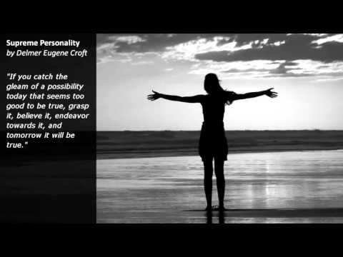 Supreme Personality by Delmer Eugene Croft [AUDIO BOOK]