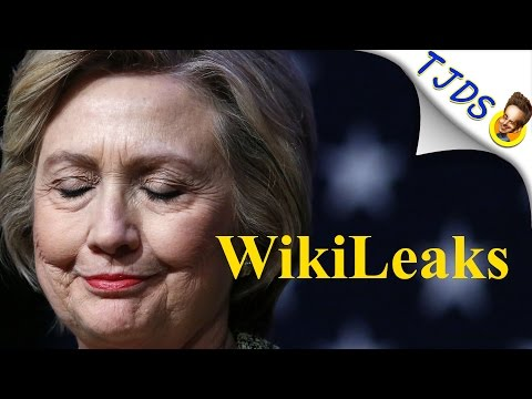WikiLeaks Exposes Hillary Clinton Selling Out American Workers & Lots More