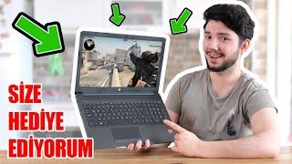 2020 Yılının En Fiyat Performans Laptopu HP 15-DB1001NT