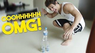 DESAFIO DA GARRAFA | Water Bottle Flip