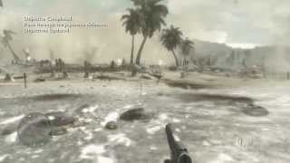 Ray Gun in World At War Campaign