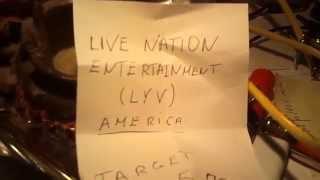 Live nation entertainment (lyv) america. By Lorenzo Lottoo & Giggino
