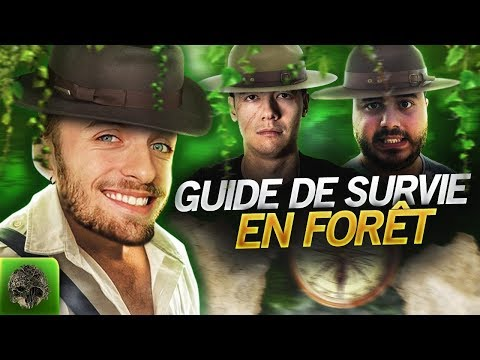COMMENT SURVIVRE EN FORT...  (The Forest ft. Locklear, Doigby)