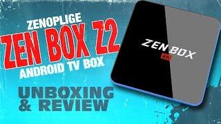 zenoplige zenbox z2 android tv box s912 2g review